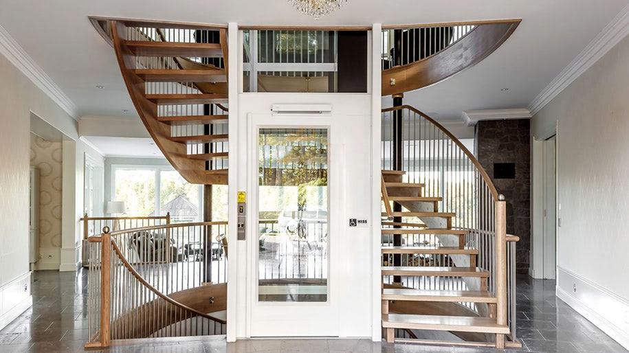 Cách mua và tham khảo giá thang máy gia đình loại nhỏ