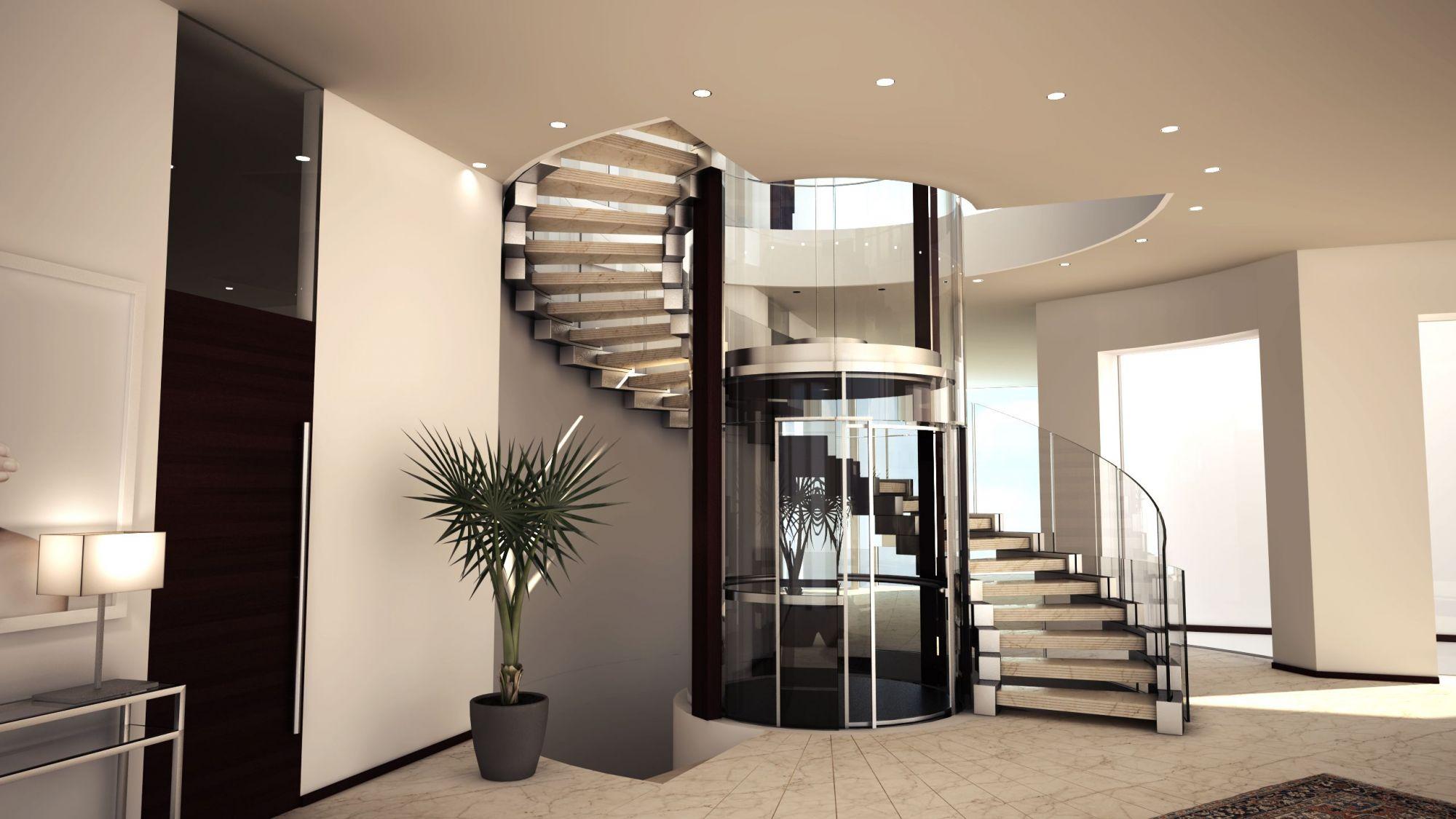 Kích thước thang máy gia đình tiêu chuẩn mới nhất 2021