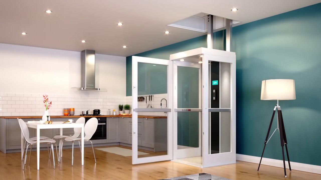 Tư vấn lựa chọn kích thước thang máy gia đình phù hợp